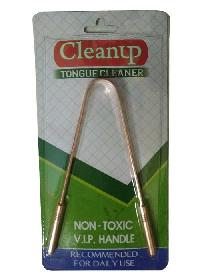 Copper Tongue Cleaner