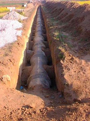 Sewer Concrete Pipes