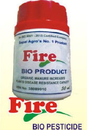 Fire Bio Pesticide