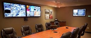 Multi Room Audio Video Conferencing System