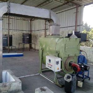 Hot Air Generator Plant