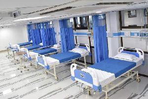 Hospital Net Curtain