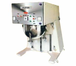 Industrial Mixers & Homogenizers