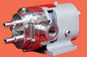 S R Positive Rotary Lobe Pumps