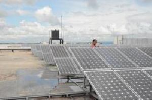 OGS-02 Off Grid Solar Power Plant