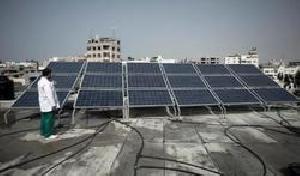 OGS-03 Off Grid Solar Power Plant