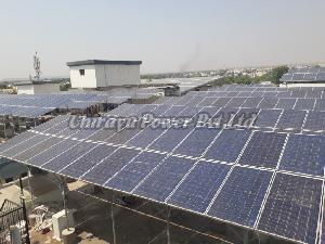 Solar Electricity System For Hospital