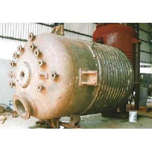 Autoclave Reactor Fabrication Services