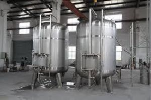 5000 Ltr Stainless Steel Storage Tanks