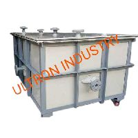 Pp square storage tank