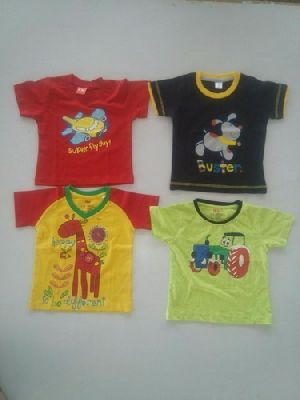Baby Half Sleeve T-shirts