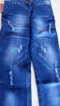Narrow Shaded Jean