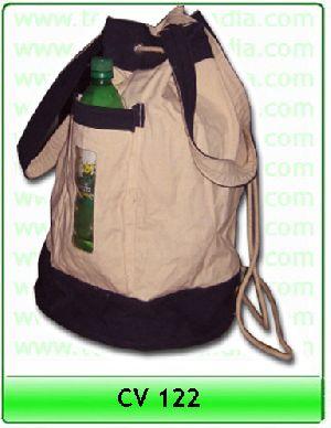 Jute-cotton Duffle Bags