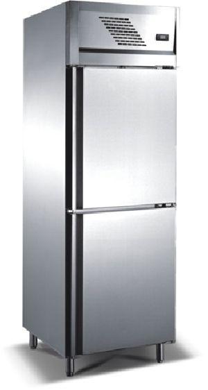 Double Door Vertical Refrigerator