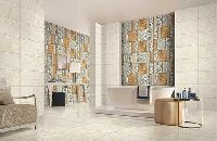 Ivory Vitrified Tile