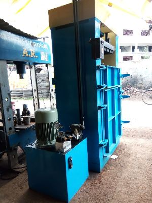 Scrap Baling Press Machine