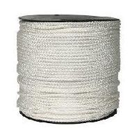 White Polyester Cord