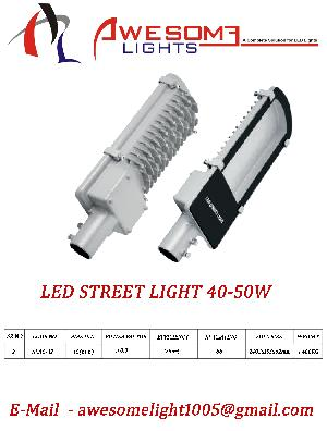 Ac Based Led Street Light