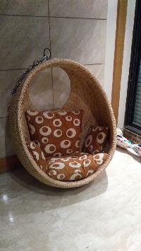 Apple Cane Swing Chair