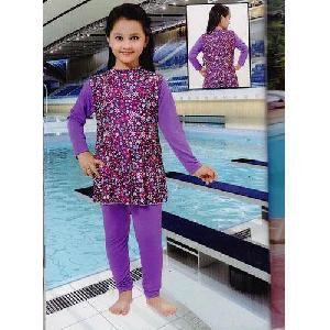 Girls Full Length Swimming Suits