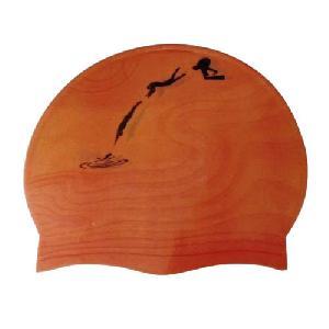 Embossed Swimming Cap