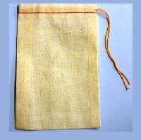 Cotton Drawstring Parts Bags