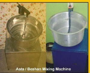 Atta And Besan Mixing Machine