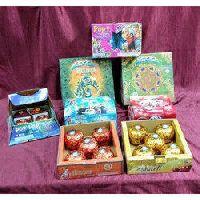 Colorful Anar Cracker