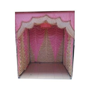 Decorative Ganpati Pandal Curtain