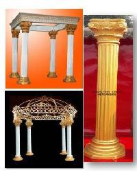 Fibre Pillars