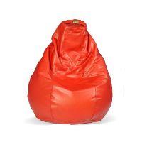 Red Bean Bag XXL
