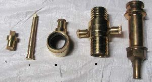 Brass Hydrant Fittings