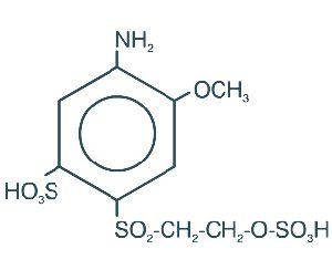 Ortho Anisidine Vinyl Sulphone Ester