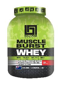 Bonafide Muscle Burst Whey Protein Concentrate