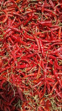 Red Dry Chillis