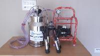 Milking Machine (motor Operated Nano Machine)