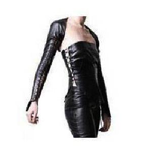 Ladies Leather Shrugs