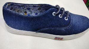 Ladies Denim Shoes