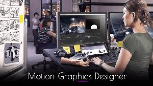 Motion Graphic Design Services