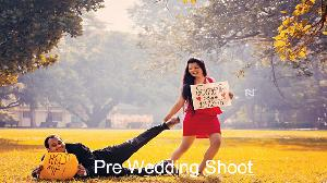 Pre Wedding Shoot Services