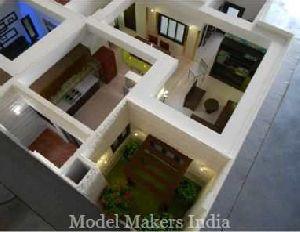 Interior Architectural Scale Model Services