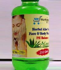 Aloe-sis Aloe Face & Body Wash
