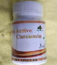 Bio Active Curcumin Capsules