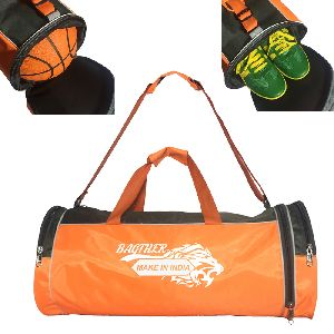 2e8dd3e89575 Bagther Sports Gym Travel Duffle Bag