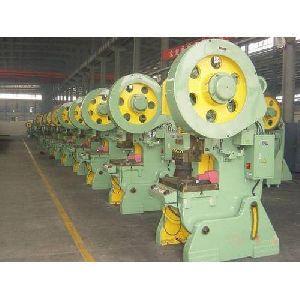 Pneumatic Power Press Machine