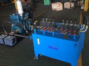 Diesel Driven Hydraulic Power Pack