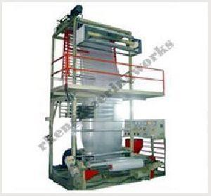 Wide Width LLDPE Blown Film Plant