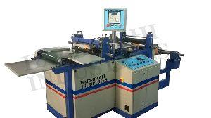 Paper Sheet Cutting Machine