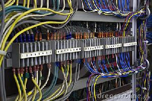Industrial Electrical Wiring Services