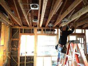 Residential Electrical Wiring Services